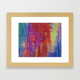 Willingness and Avoidance, #1 Framed Art Print