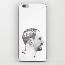 Radia tus Frecuencias iPhone Skin