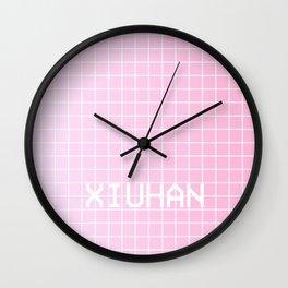 XIU HAN Wall Clock
