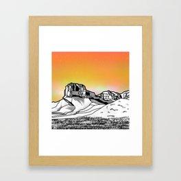Guadalupe Framed Art Print