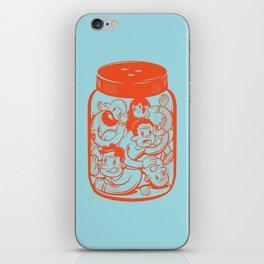 Bottled iPhone Skin