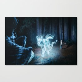 Expecto Patronum by The Labs & Co. Canvas Print