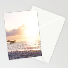 Dania Beach Pier (II) Stationery Cards