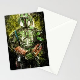 Vorpan Ky'ram - Deadly Rain Stationery Cards
