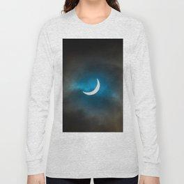 Solar Eclipse 3 Long Sleeve T-shirt