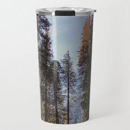 Yosemite Forest Travel Mug
