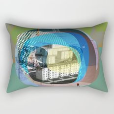 the abstract dream 14 Rectangular Pillow