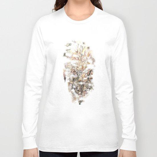 Wolf Mist Long Sleeve T-shirt