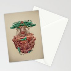 tree land Stationery Cards