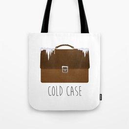 Cold Case Tote Bag
