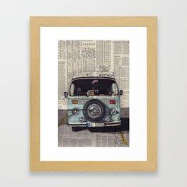 Westfalia No.1 Framed Art Print