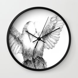 Conjoined Wall Clock