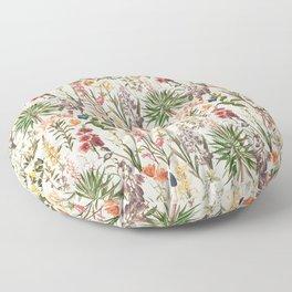 Secret Garden VI Floor Pillow