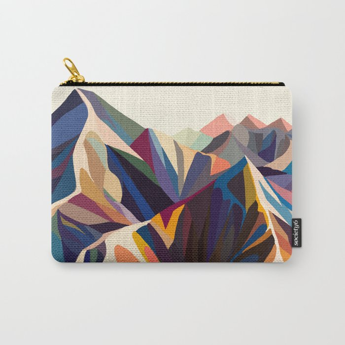 Mountains original Carry-All Pouch