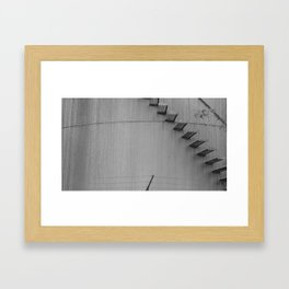 Up and Up and Up Framed Art Print