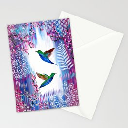 Our Paths Entwined Stationery Cards