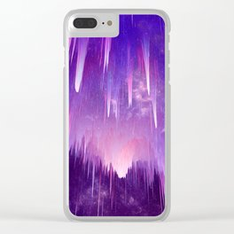 Till World's End Clear iPhone Case