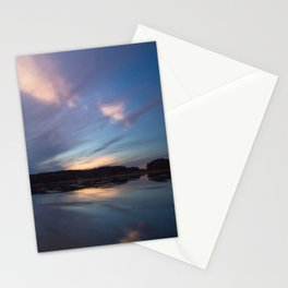Just before the night arrives Stationery Cards