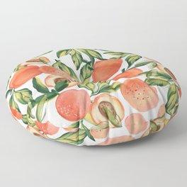 Peach Love Floor Pillow