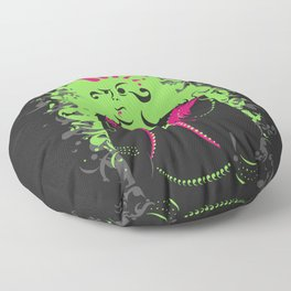 Punktuation! Floor Pillow