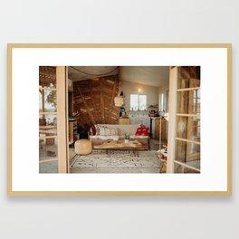 Dwellings Framed Art Print
