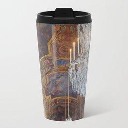 Chandeliers of Versailles Travel Mug