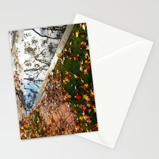 Wet December Morning in California Heights Stationery Cards