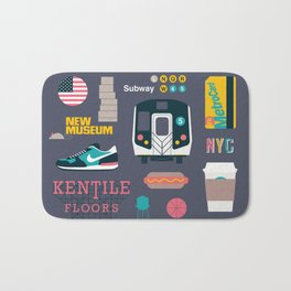 NYC Bath Mat