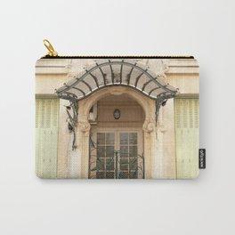 Paris art nouveau Carry-All Pouch