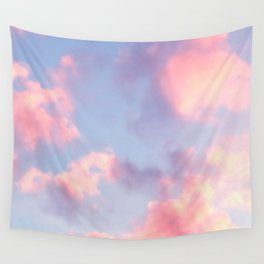 Whimsical Sky Wall Tapestry