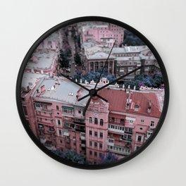 Kiev city Wall Clock