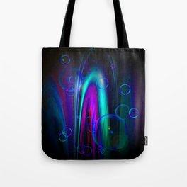Vegas Water Fountain Tote Bag