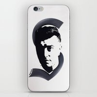 sam smith iPhone & iPod Skins featuring Sam Smith by Kunooz