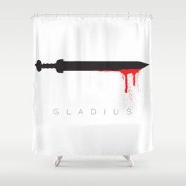 Gladius Shower Curtain