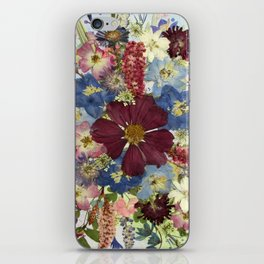Flower Burst iPhone Skin