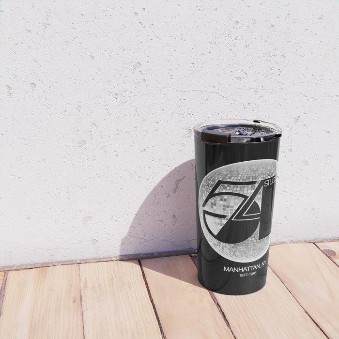 Studio 54 - Discoteque Travel Mug