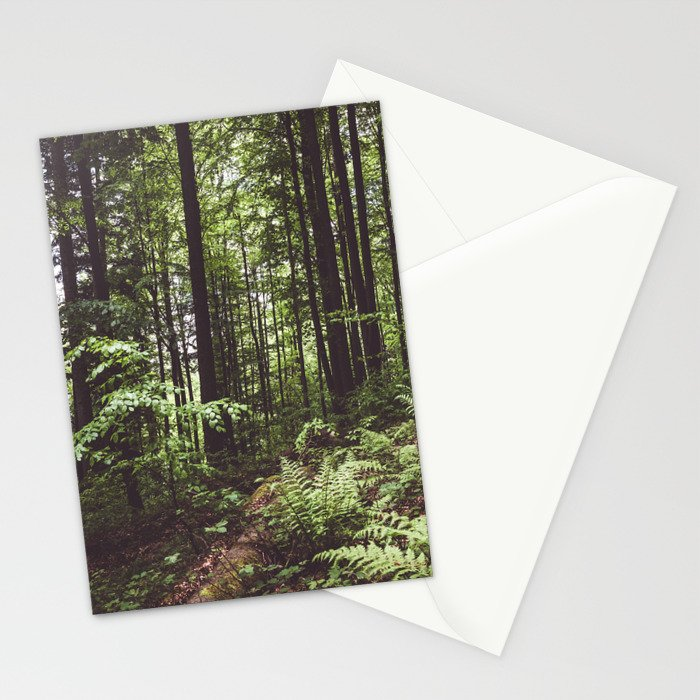 Woodland - Landscape and Nature Photography Stationery Cards