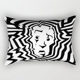 Radiation #1 Rectangular Pillow