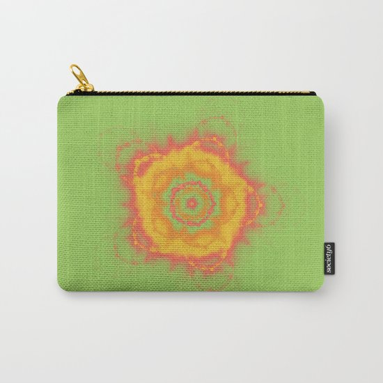 Summer Citrus Carry-All Pouch