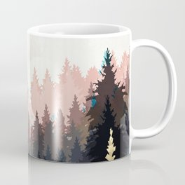 Spring Forest Light Coffee Mug