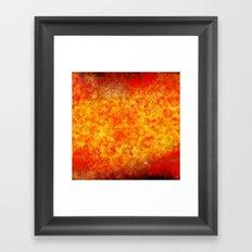 Hollowfield Two Months  Framed Art Print