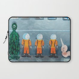 Incarceration Station Laptop Sleeve