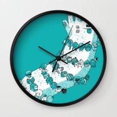 Bracelets and trinkets Wall Clock