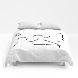 optician glasses ophthalmologist Comforters