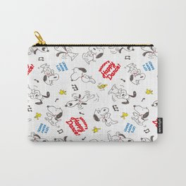Snoopy happy dance Carry-All Pouch