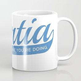Inertia Coffee Mug