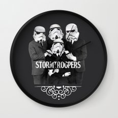 STORMTROOPERS Wall Clock