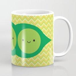 Peas in a Pod Coffee Mug