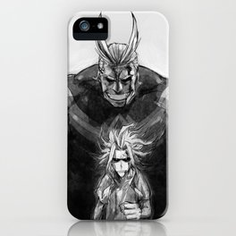 All migh iPhone Case