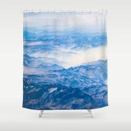 Transcendent Shower Curtain